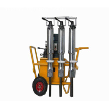 Hydraulic fracturing rock splitting machine/rock splitter